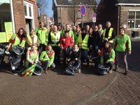 Raapstelen Leiden Grote wijkschoonmaakactie op zaterdag 11 maart