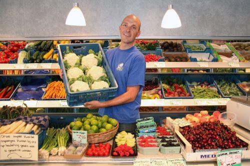 R. vd Bos Groenten en Fruit Leiden